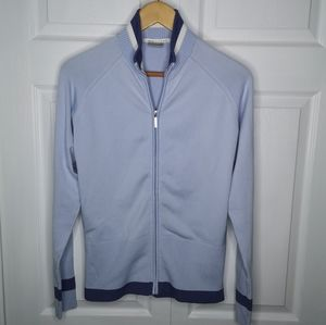 Nike Golf Sweater Baby Blue Small